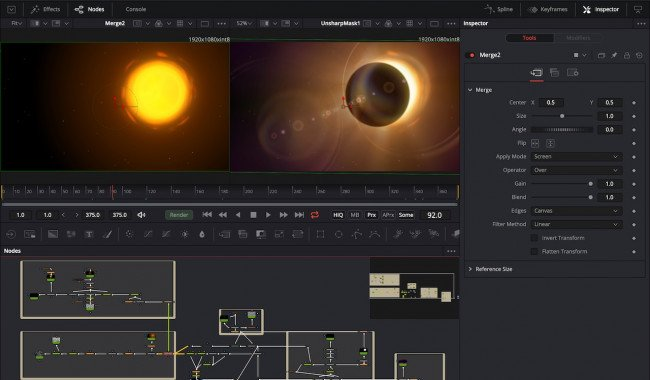 Blackmagic confirms ongoing support for Fusion with Fusion 16 Studio