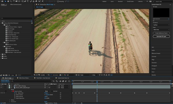 Adobe After Effects and Premiere Pro Get Smarter, More Efficient