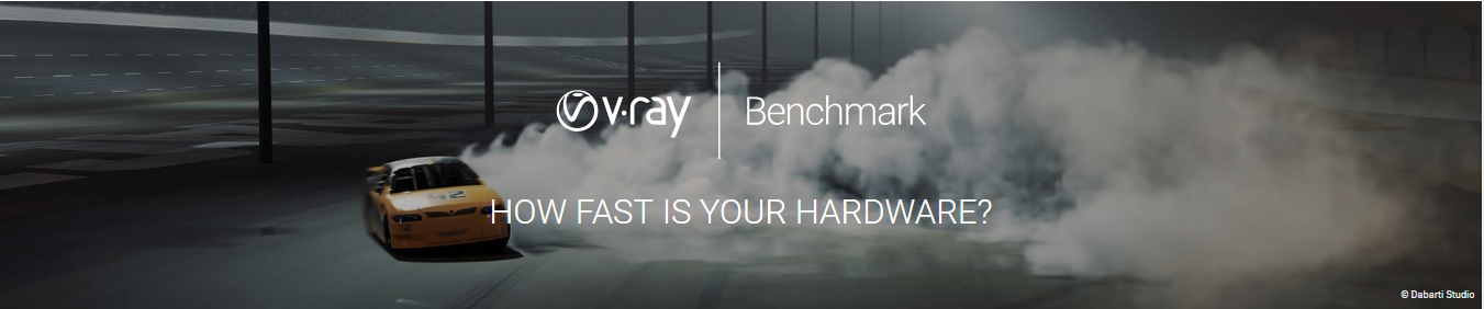 V-Ray Next Benchmark is available to download now