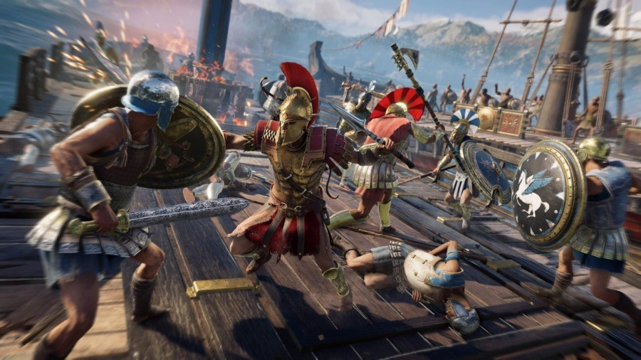 "Texturing the World of ""Assassin's Creed Odyssey"""