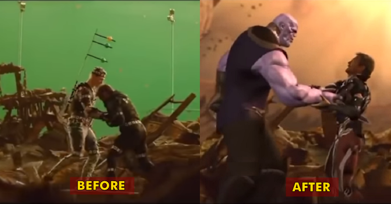 Weta Digital – Avengers Infinity War VFX Breakdown