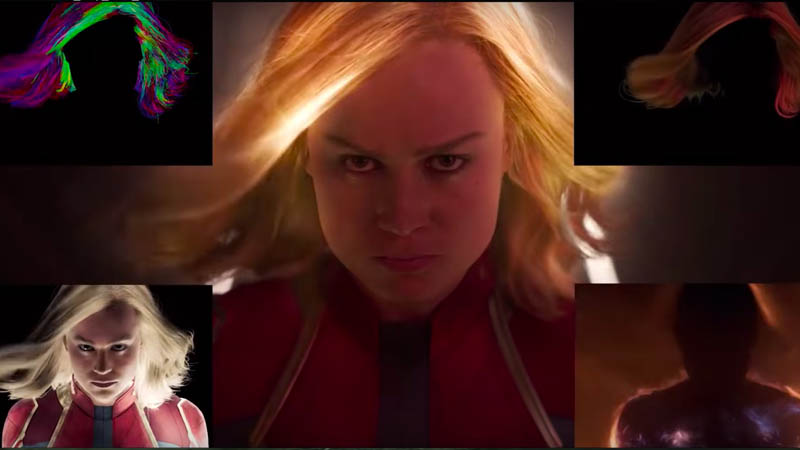 """Captain Marvel"" — Trixter VFX Breakdown"