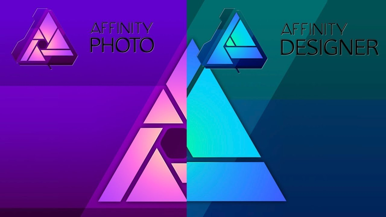 Affinity Photo and Designer 1.7 released