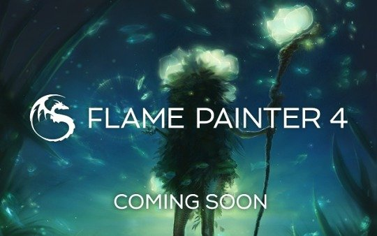 Flame Painter 4: New Key Features