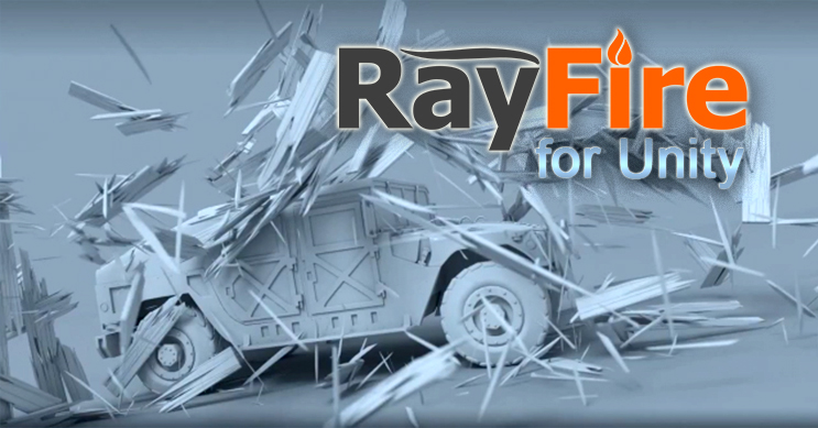 RayFire for Unity released