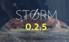 Storm 0.2.5 released