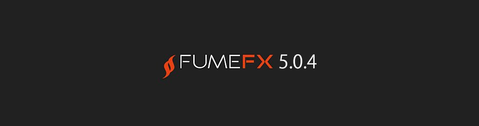 FumeFX 5.0.4 for 3ds Max released