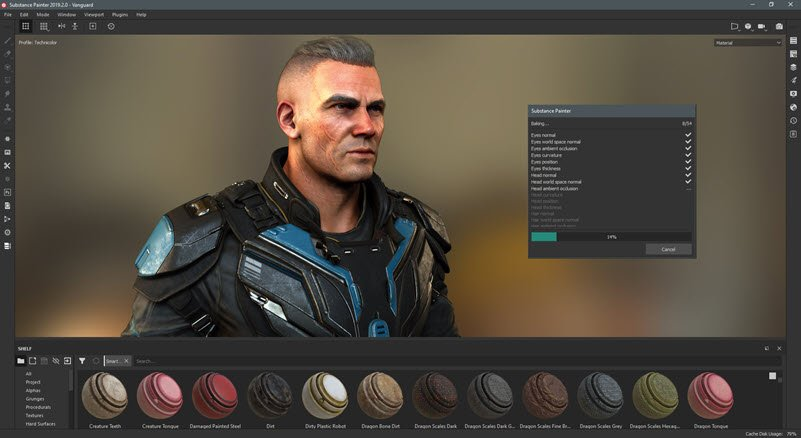 Substance Painter 2019.2 released