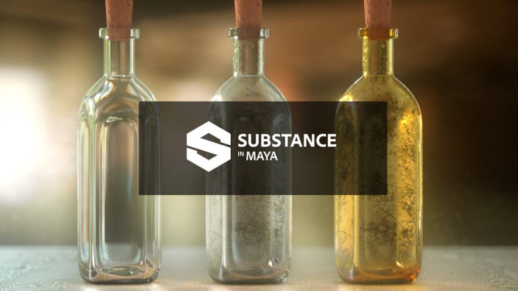 Substance for Maya 2.0.1 released