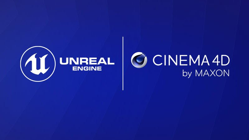 Unreal Engine supports Cinema 4D