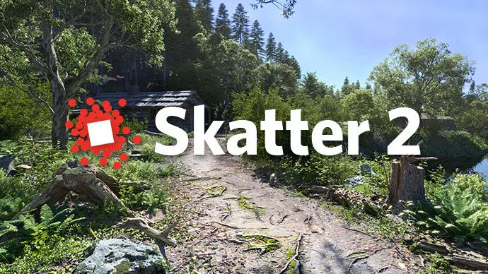 Skatter 2 for Sketchup crowdfunding campaign