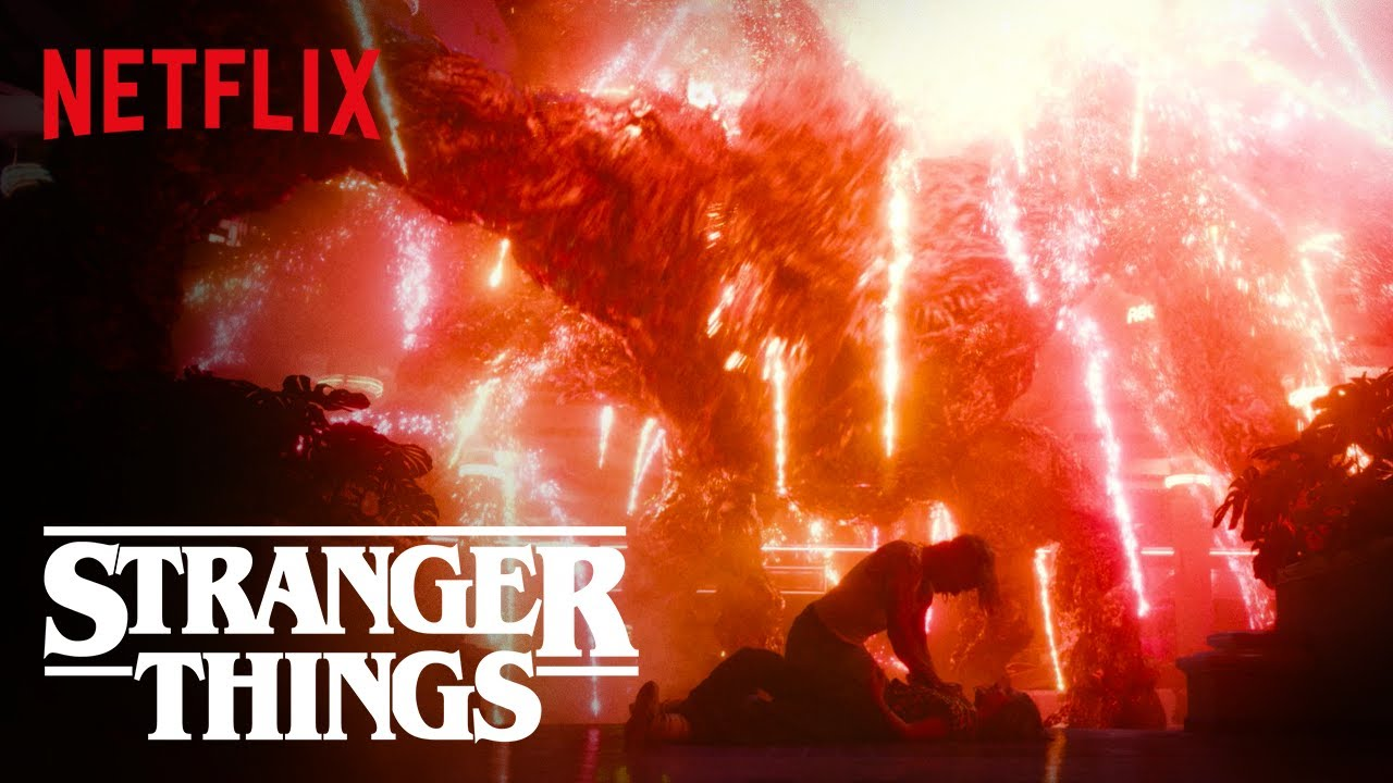 """Stranger Things"" Season 3 — VFX Breakdown"