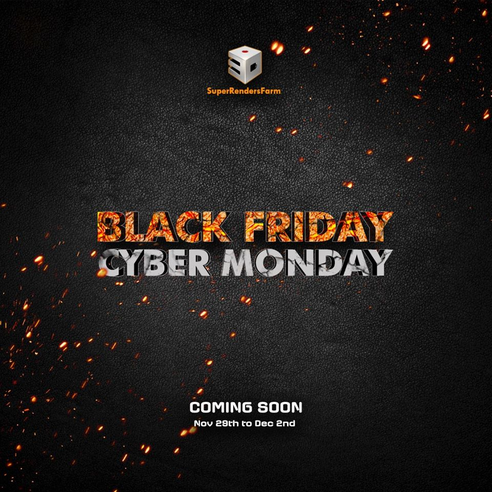 Black Friday Cyber Monday Coming Soon