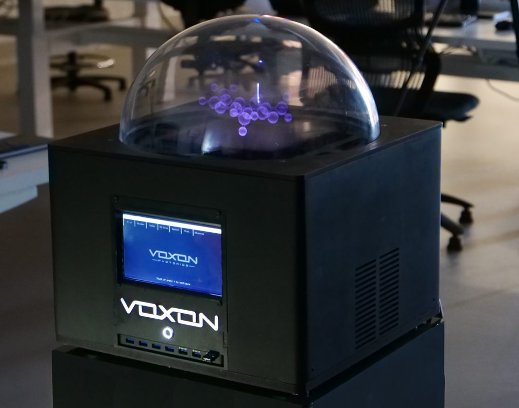 The VX1 from Voxon Photonics