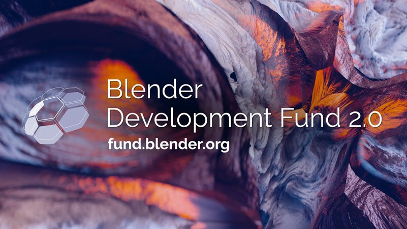 AMD and Embark Studios join the Blender Development Fund