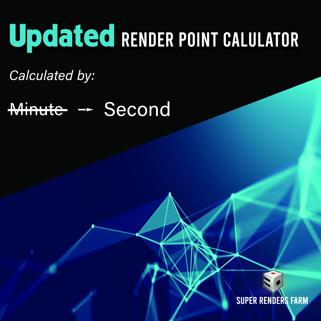 Render Points Calculator Update
