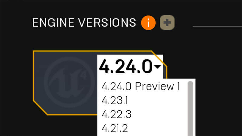 Unreal Engine 4.24 Preview 1 now available
