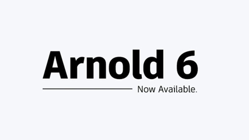 Arnold 6 released
