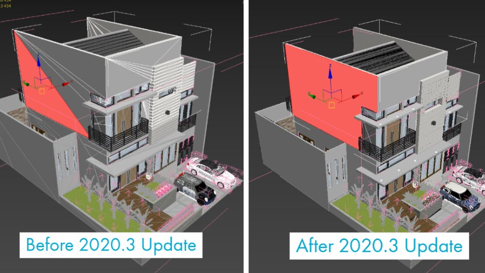 3DS Max 2020.3 released