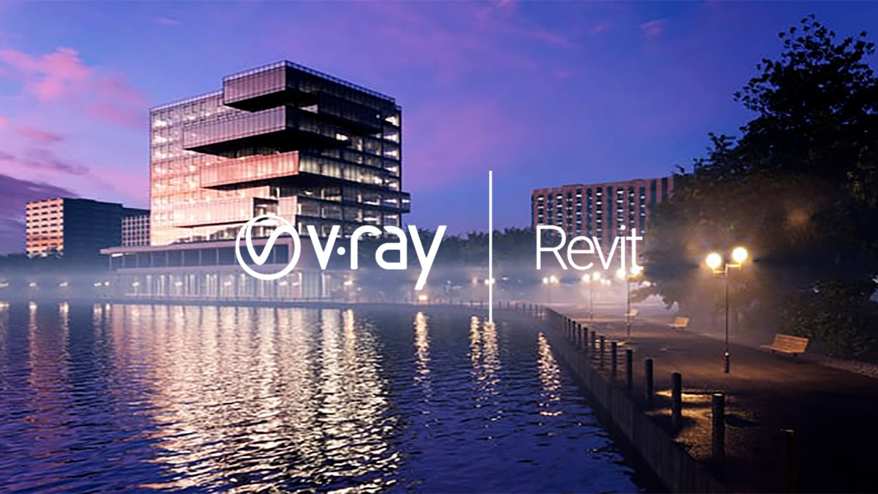V-Ray Next for Revit released