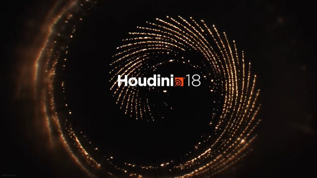 Houdini 18 now available