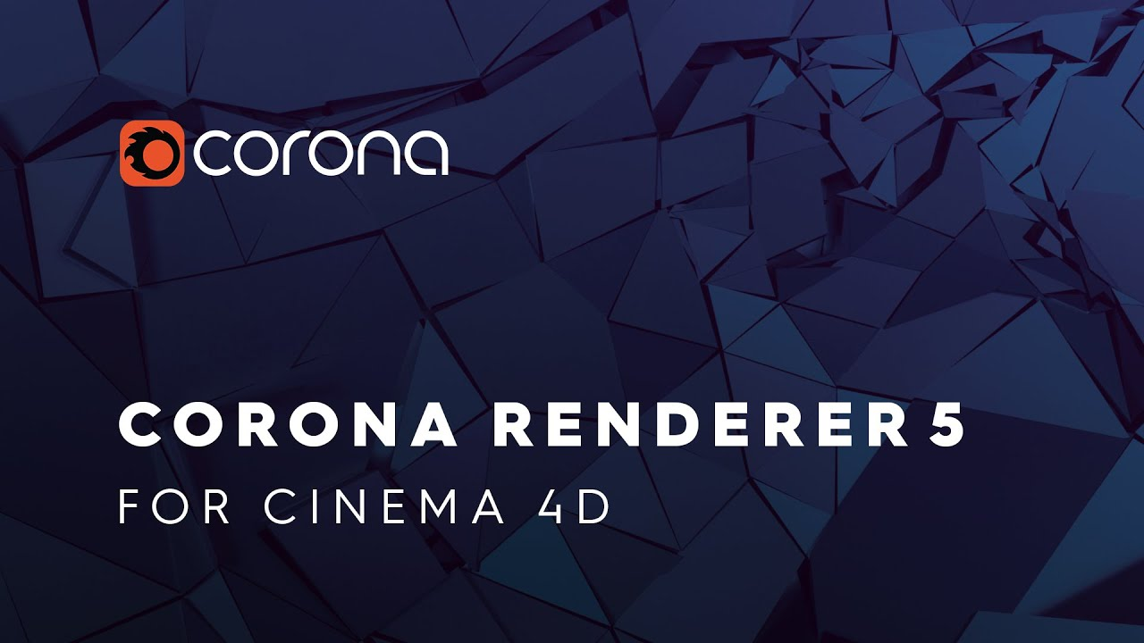 Corona Renderer 5 for Cinema 4D
