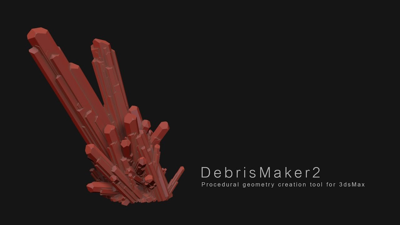 Debris Maker 2 and several other useful scripts now open source