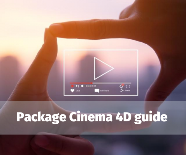 Package C4D guide