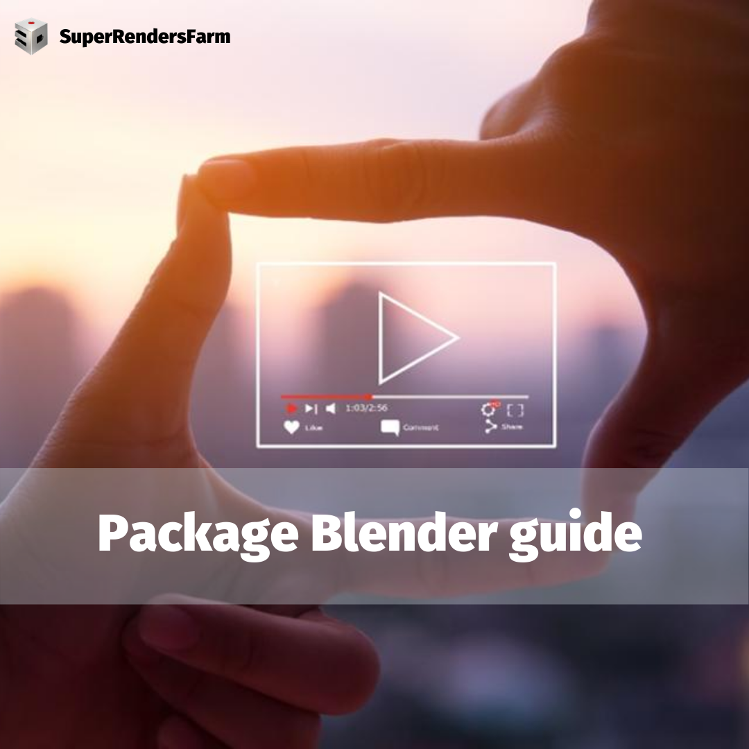Package Blender Project Guide