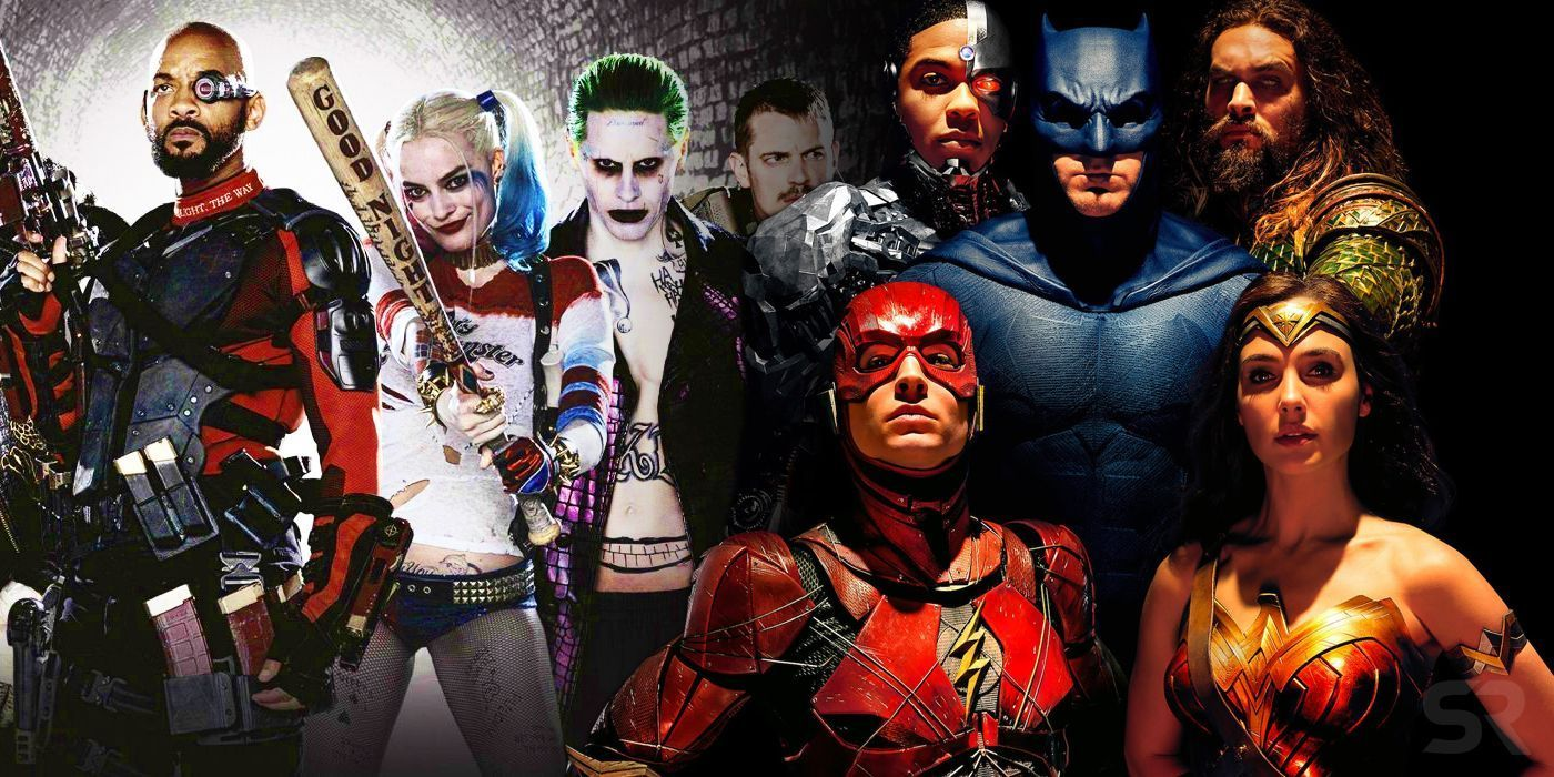 Zoic Studios Will Do VFX Work On Snyder's 'Justice League' and Ayer's 'Suicide Squad'