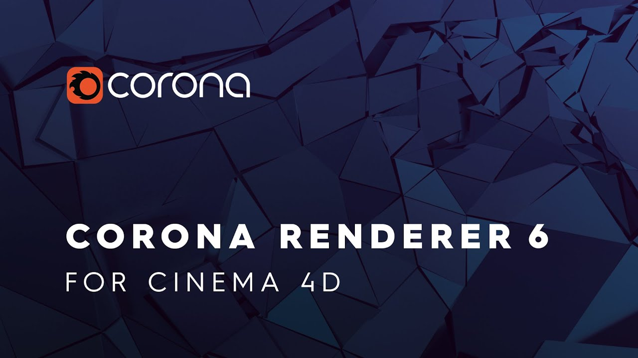 Corona 6 for Cinema 4D release