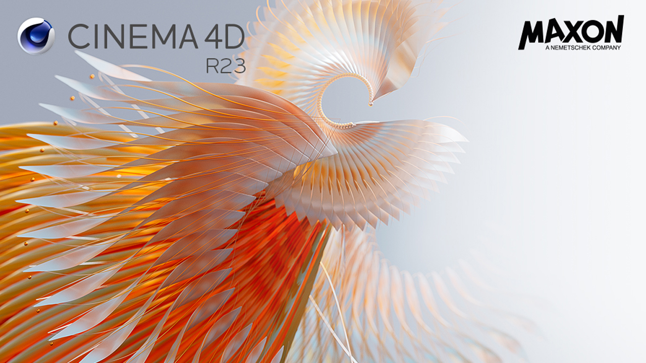 Cinema 4D R23 released