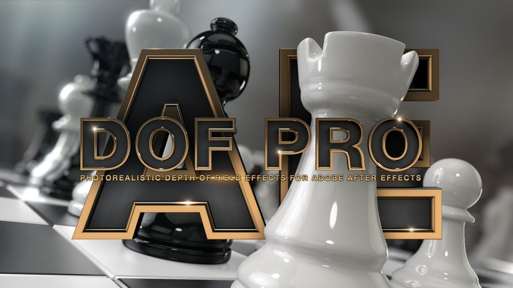 DOF PRO for After Effects