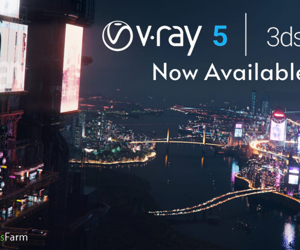 [Update] V-Ray 5 for 3DS MAX