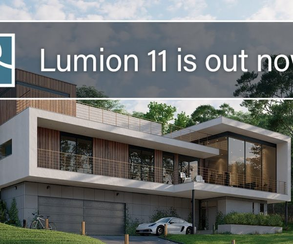 Lumion 11 released
