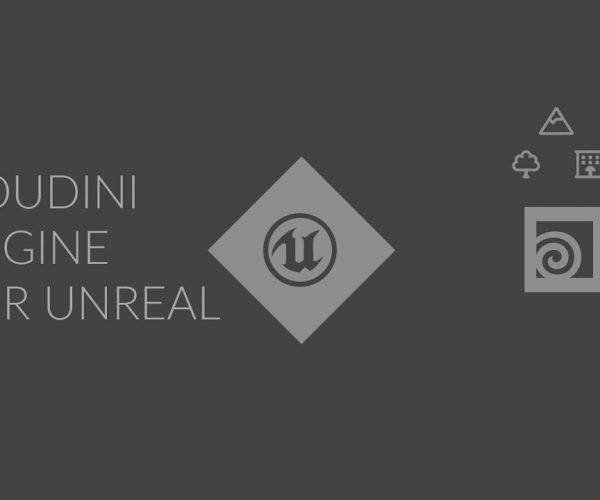 Houdini Engine for Unreal and Unity now free