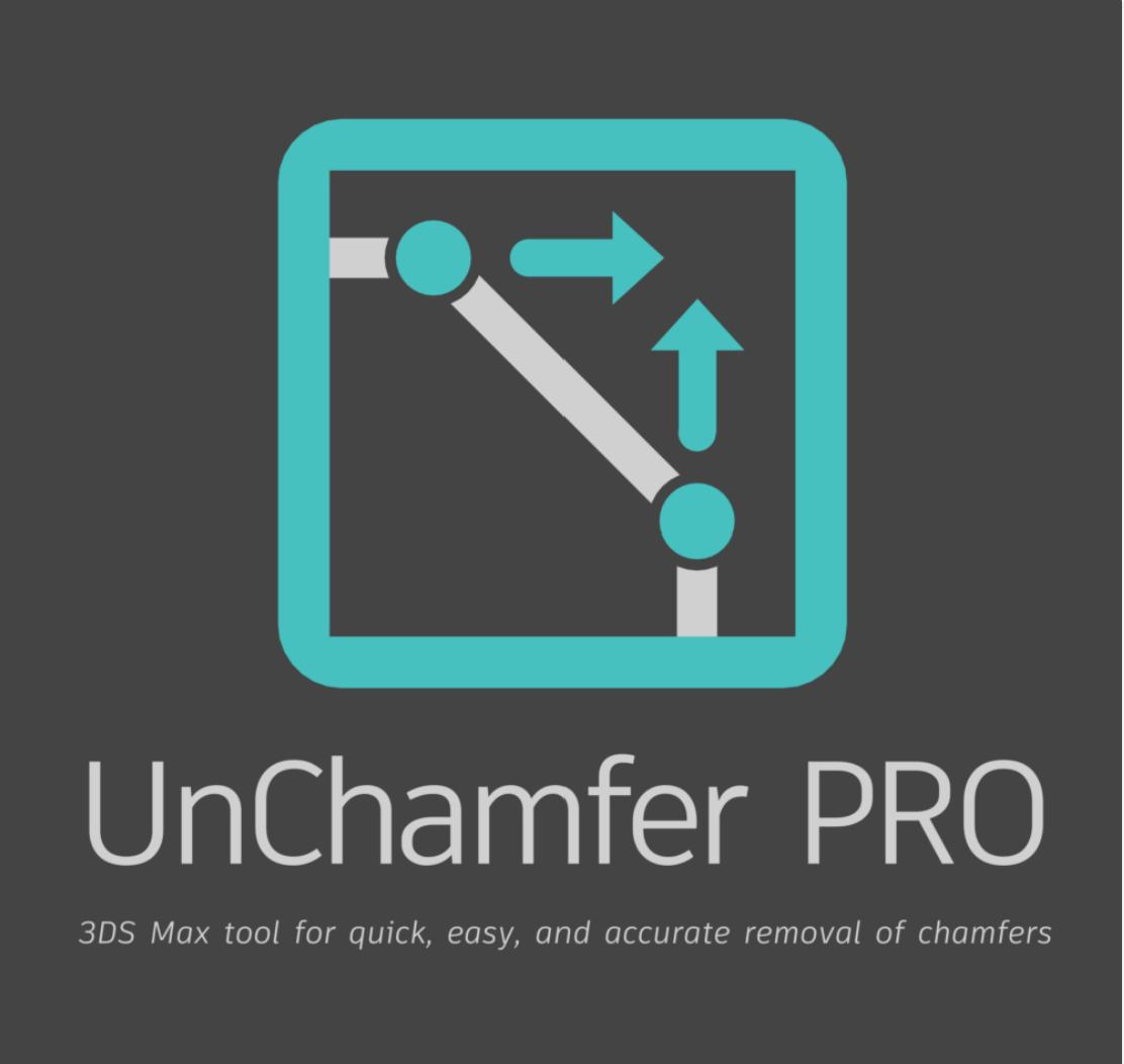 UnChamfer Pro for 3ds Max