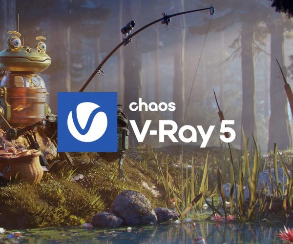 V-Ray 5, update 1 now available for Maya and Houdini